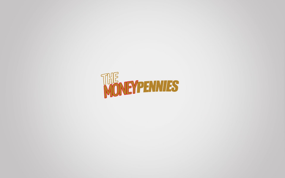 The Money Pennies Logo Design
